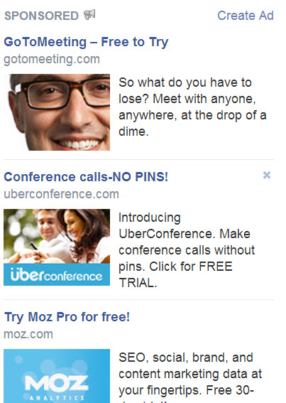 Retargeting Ads - Come on